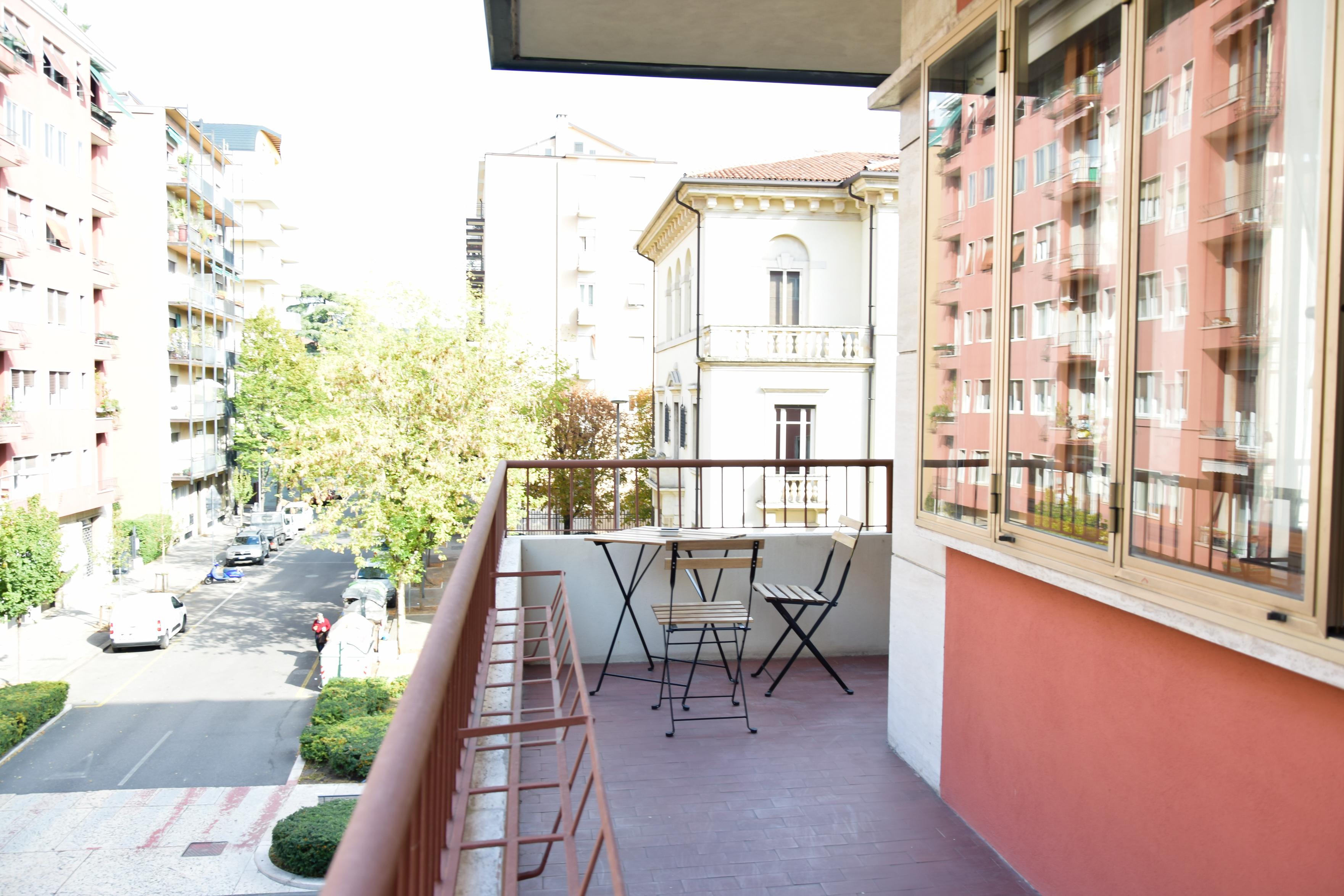 Terrazzo appartamento Re Lear Dream